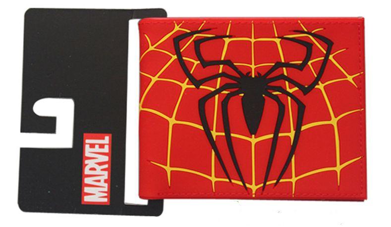 Carteira Marvel Oficial - Homem Aranha