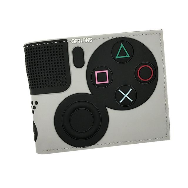 Carteira Oficial - Controle Playstation