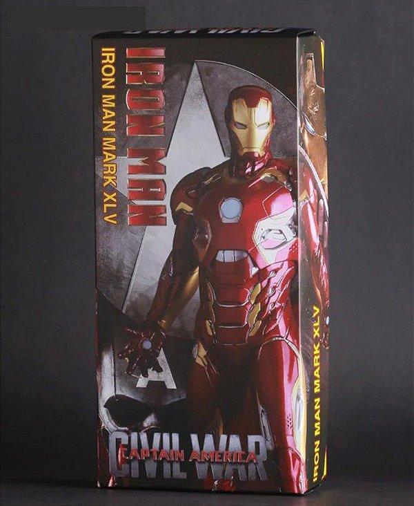 Estátua Homem de Ferro - Série Luxo