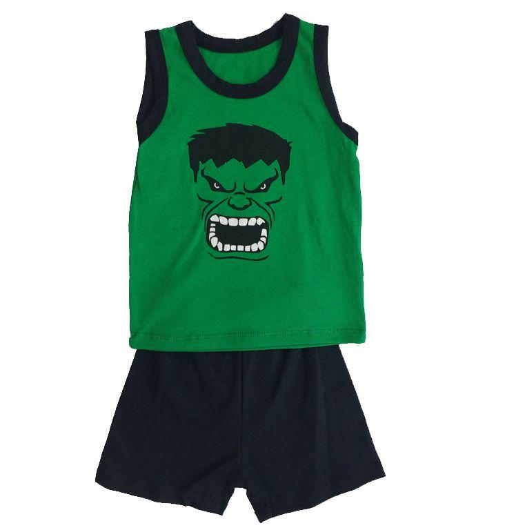 Conjunto Hulk