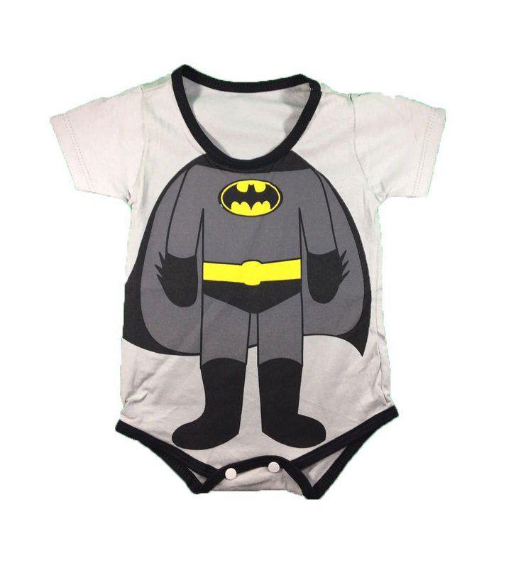 Body Bebê - Batman II