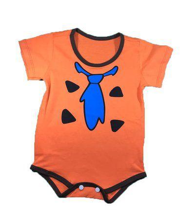 Body Bebê - Fred Flinstones