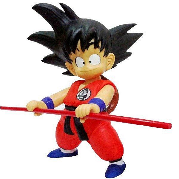 Boneco Goku 21 cm - Dragon Ball Z