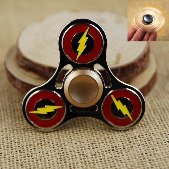 Spinner de Metal - Flash