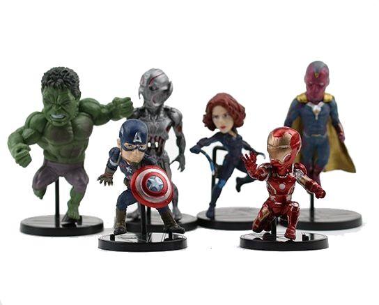 Coleção Marvel Avengers 2 (Unidade)