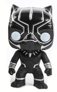 Funko Happy - Pantera Negra