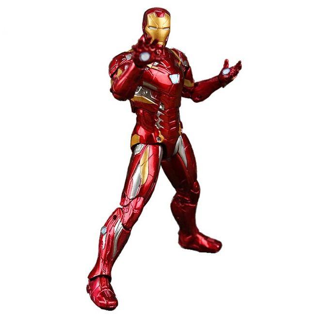 Homem de Ferro - Action Figure