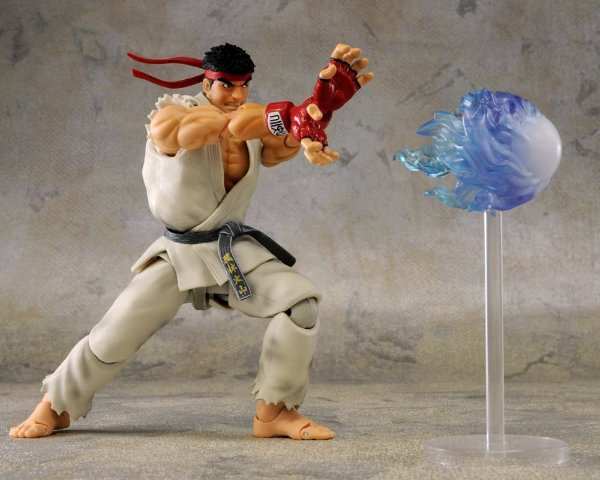 Action Figure Ryu - Street Fighter