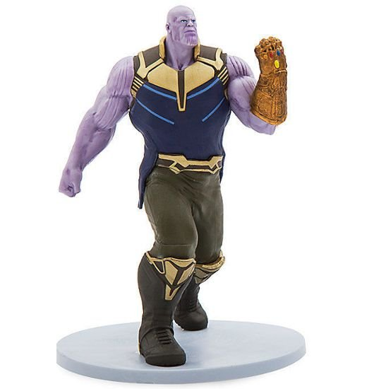Miniatura Thanos Marvel - Oficial Disney