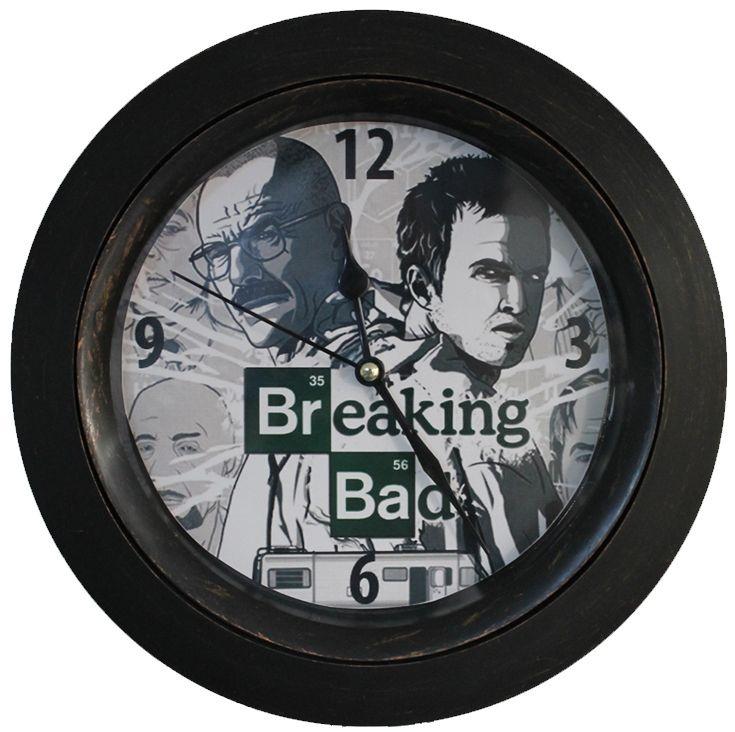 Relógio Breaking Bad
