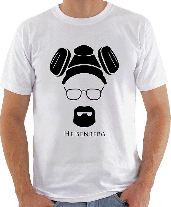 Camisa Heisenberg