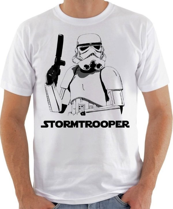 Camisa Stormtrooper