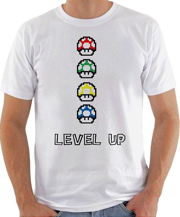 Camisa Level Up