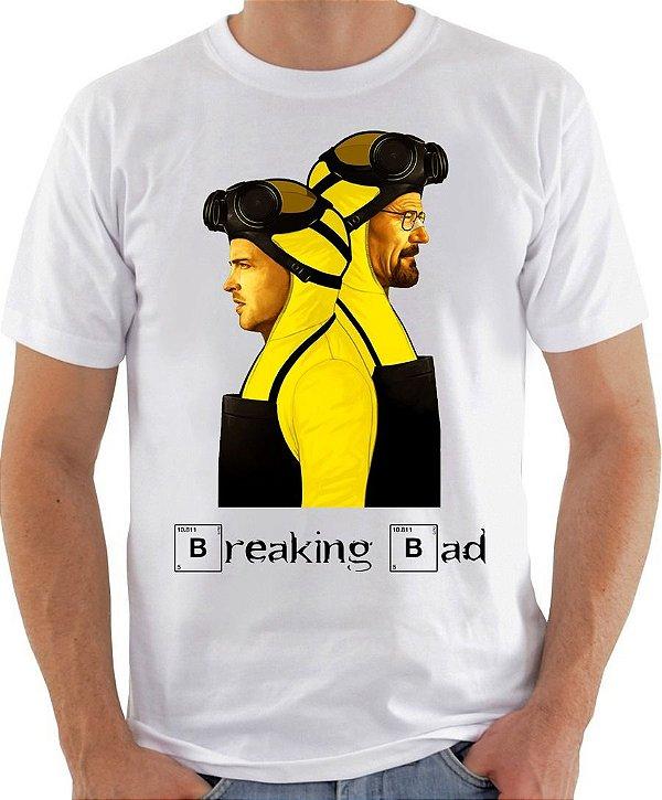 Camisa Jessie Pinkman & Walter White