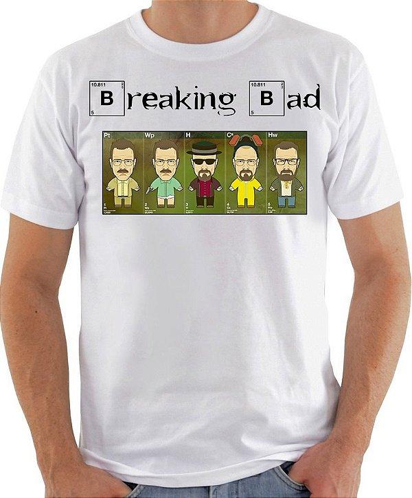 Camisa Walter White
