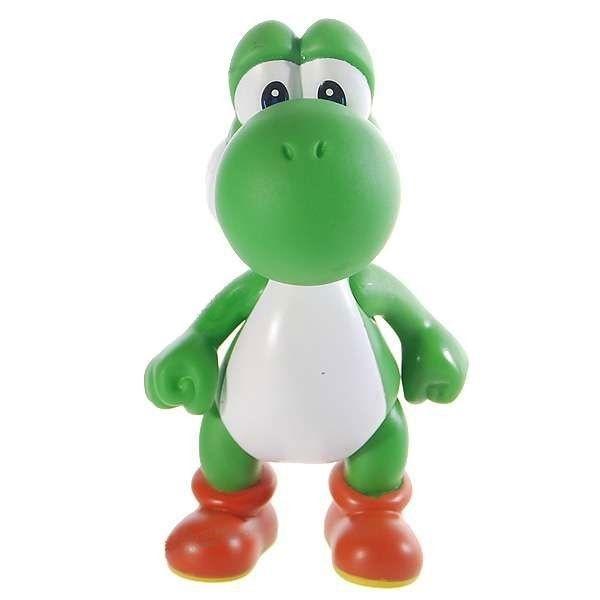 Boneco Yoshi - Super Mário Bros.