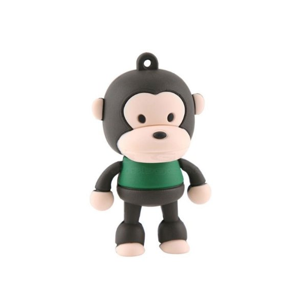 Pendrive Geek 4GB - Macaquinho