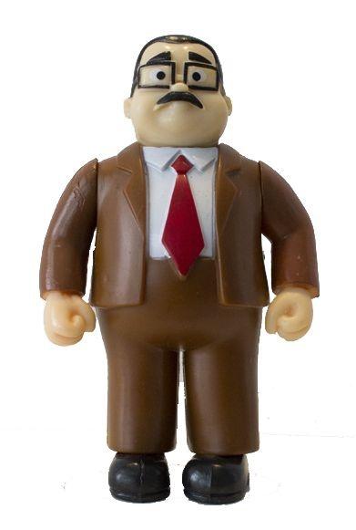 Miniatura Sr. Barriga
