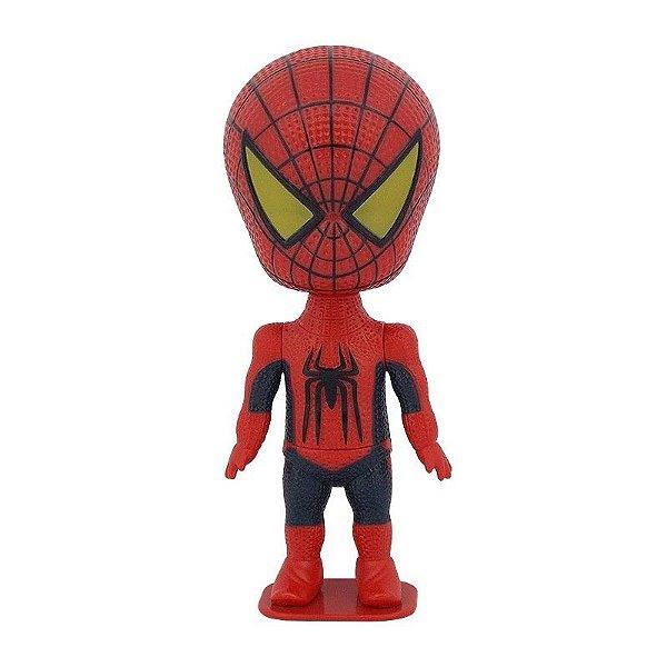 Caixa de Som/Rádio Portátil - Homem Aranha