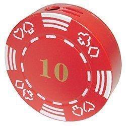 Isqueiro Ficha de Poker