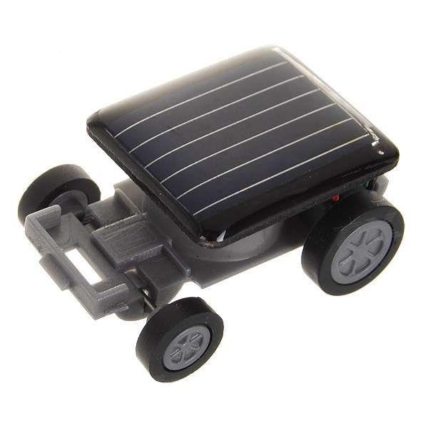 Carrinho Movido a Energia Solar