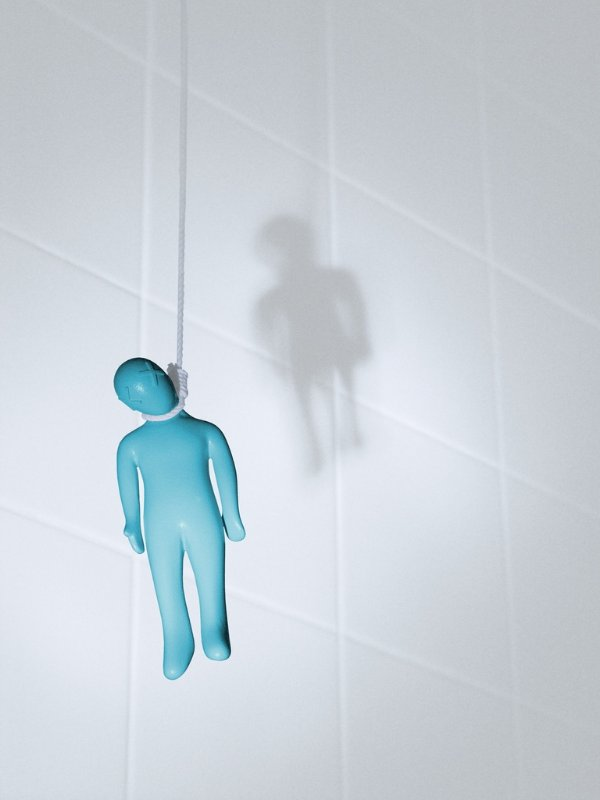 Hanging Harry - Boneco Decorativo