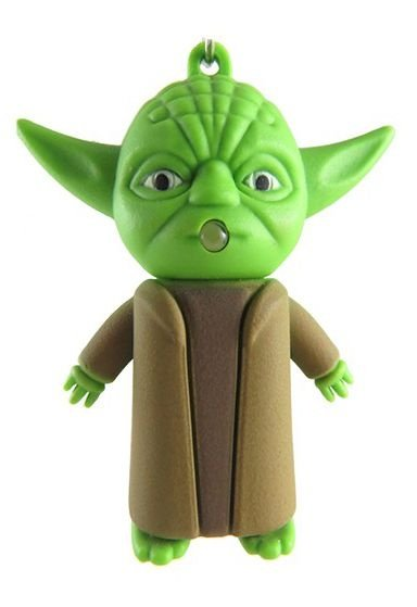 Chaveiro Star Wars - Mestre Yoda