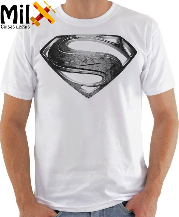 Camisa Super Homem