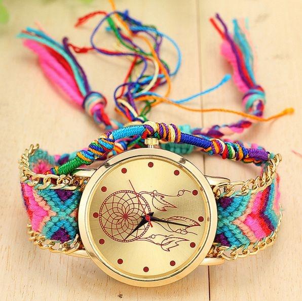 Relógio Mandala Maori