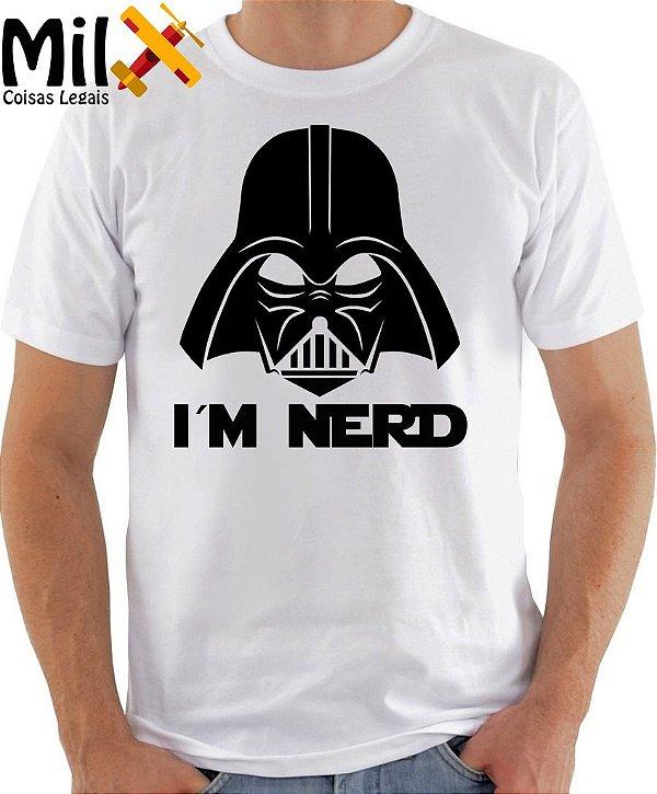 Camisa Darth Vader Nerd