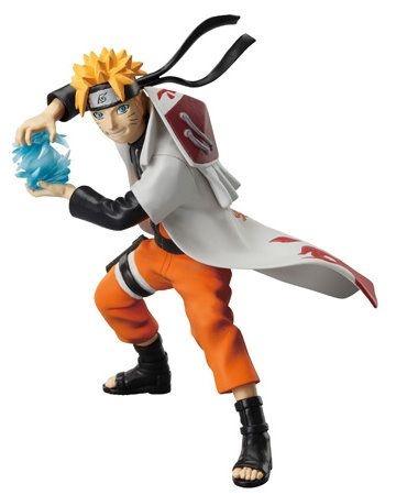 Coleção Naruto - Boneco Naruto