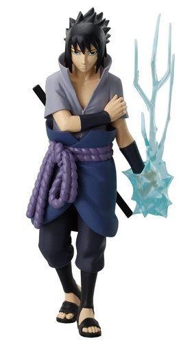 Coleção Naruto - Boneco Sasuki