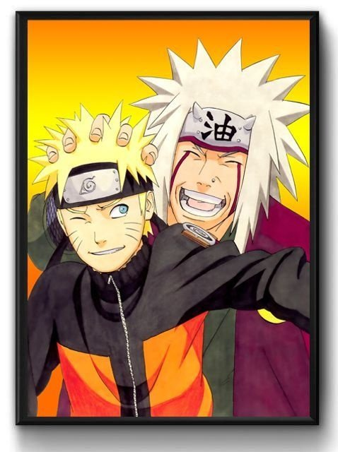 Quadro Naruto