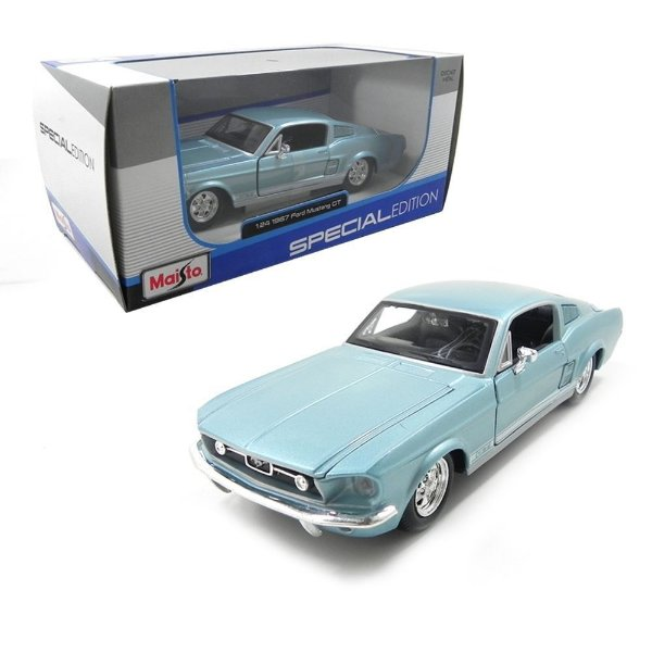 1967 FORD MUSTANG 1/24 MAISTO 31260