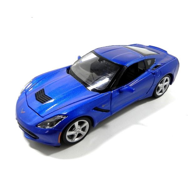 2014 CHEVROLET CORVETTE C7 COUPE 1/24 MAISTO 31505