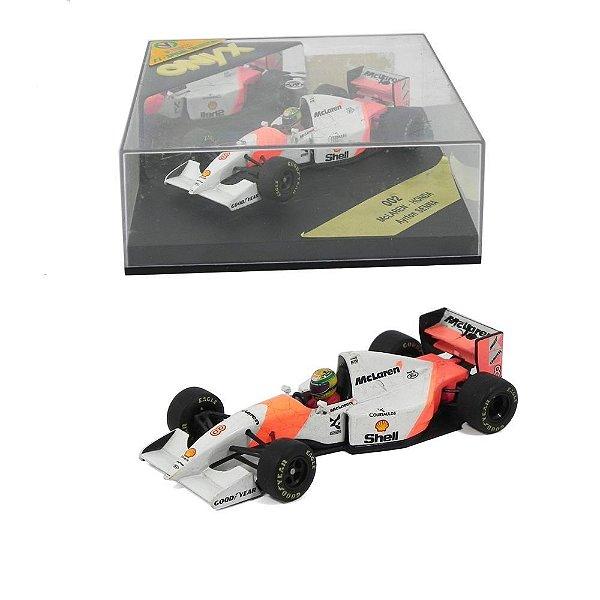 Mclaren Honda Ayrton Senna Edição 002 1/43 Onyx002
