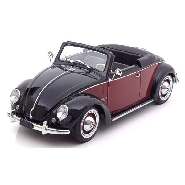 1949 Volkswagen Fusca 1200 Hebmuller Cabriolet 1/18 Kk Scale Kkdc180112
