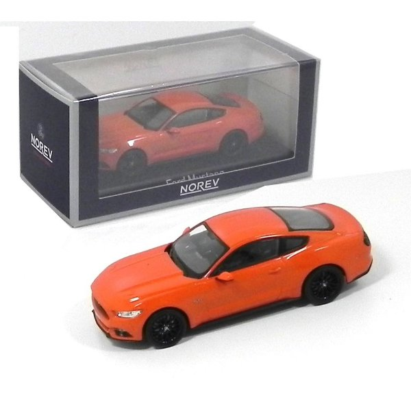 2015 Ford Mustang 1/43 Norev Nor270545