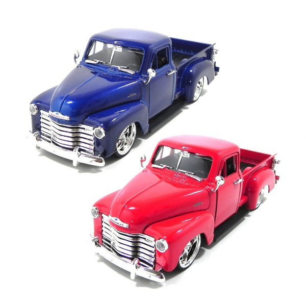 1953 Chevrolet Pick-Up 1/24 Jada Toys Jad96864 - 2 Cores