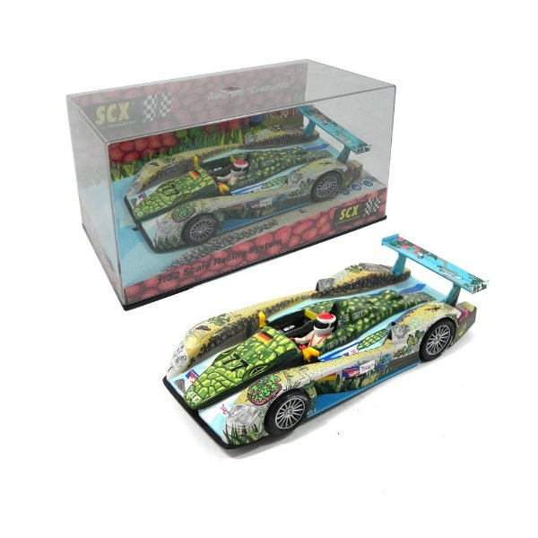 "Audi R8 ""Crocodile"" 1/32 Scx61010"