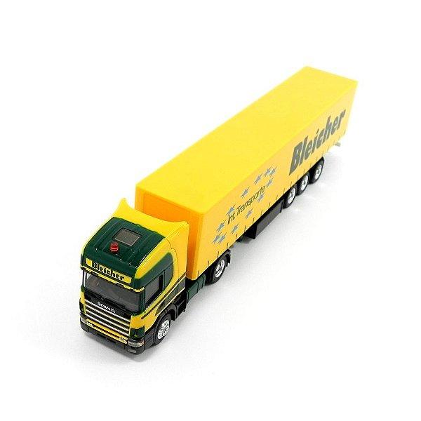 Caminhão Scania 144 Tl Bleicher 1/87 Herpa 149105