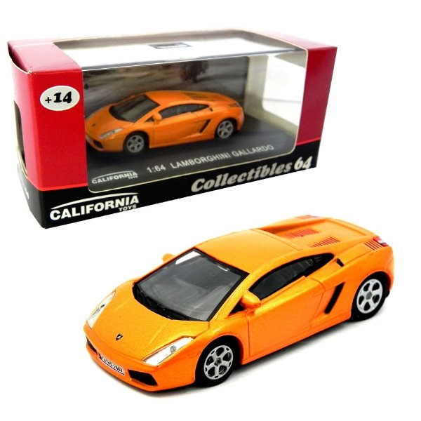 LAMBORGHINI GALLARDO 1/64 CALIFORNIA COLLECTIBLES 64