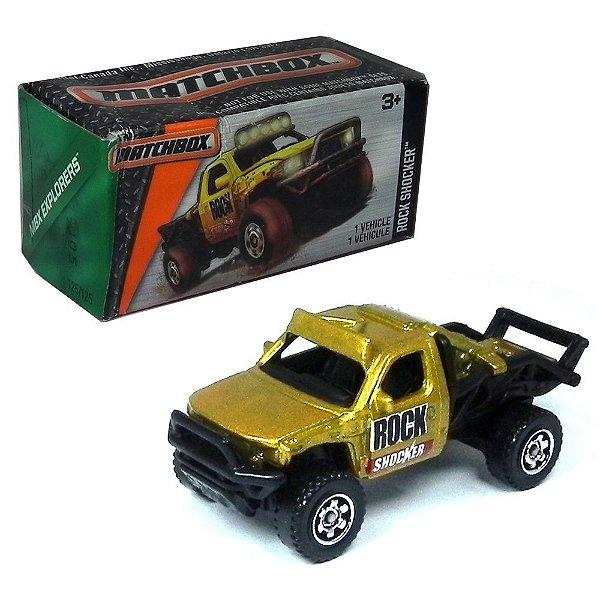 Rock Shocker 1/64 Matchbox Mbx Explorers Matchdnk98