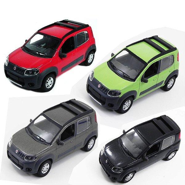 2012 FIAT UNO WAY 1/43 NOREV 7729601