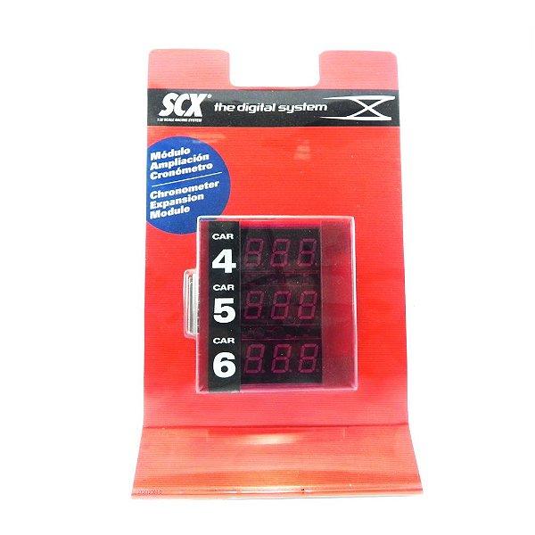 Digital System Chronometer Expansion Module Scx Scx25080