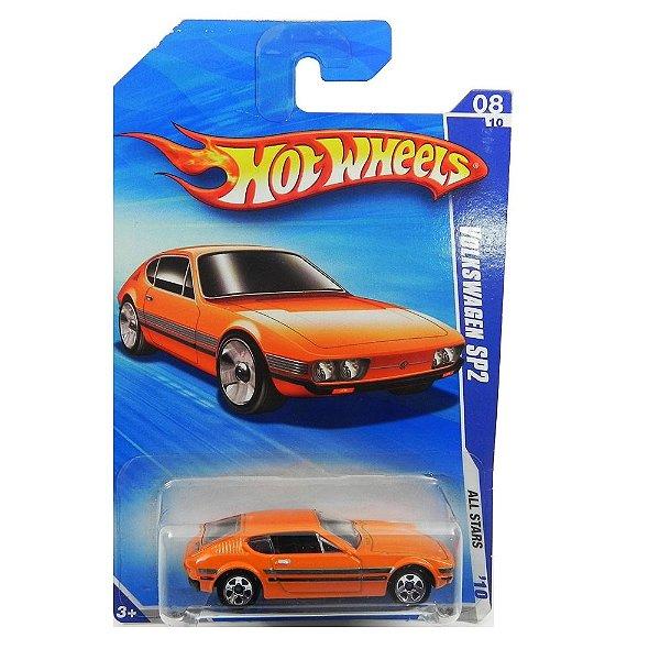 Volkswagen Sp2 1/64 Hot Wheels Hotr7551-0910P