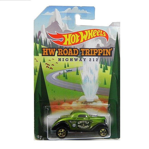 Neet Streeter 1/64 Hot Wheels Hw Road Trippin Hotbdk76-0812