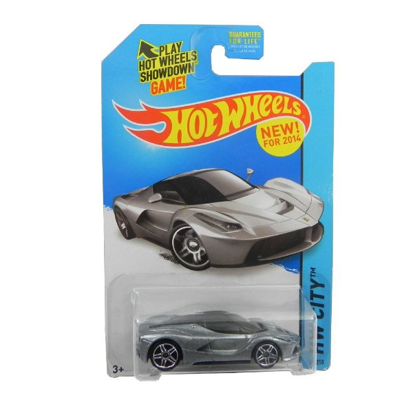 Ferrari Laferrari 1/64 Hot Wheels New For 2014 Hotbff91-09B0M