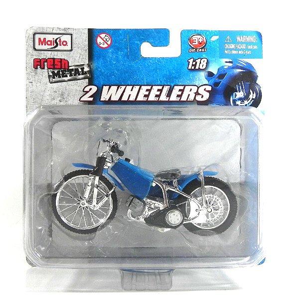 MOTO SPEEDWAY MOTORCYCLES 1/18 MAISTO 2 WHEELERS MAI10301