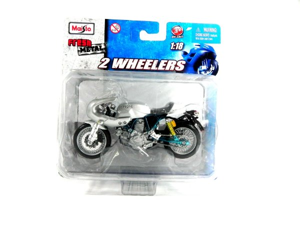 MOTO DUCATI PAUL SMART1000 LE 1/18 MAISTO 2 WHEELERS MAI35300